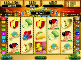 Jackpot Pinatas Screenshot