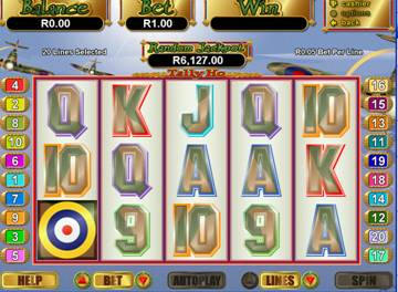 Tally Ho Slot Screenshot